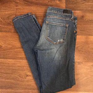 Super fun skinny jeans